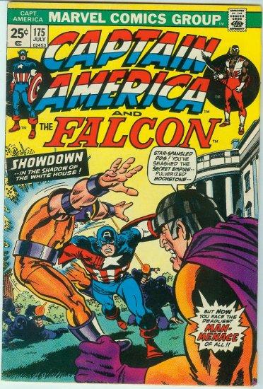 CAPTAIN AMERICA #175 (1974) BRONZE AGE