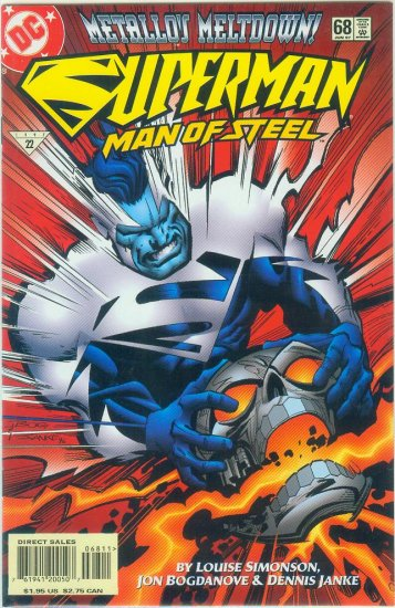 Man Of Steel #68 (1997)