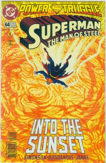 Man Of Steel #64 (1997)