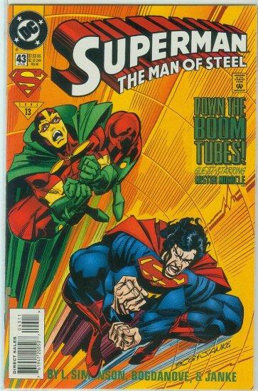 Man Of Steel #43 (1995)