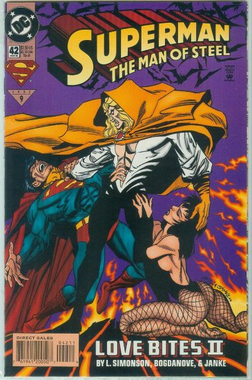 Man Of Steel #42 (1995)