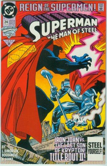 Man Of Steel #24 (1993)