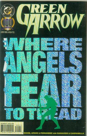 Green Arrow #100 (1995)