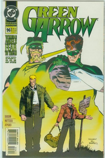 Green Arrow #96 (1995)