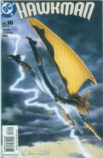 Hawkman #16 (2003)