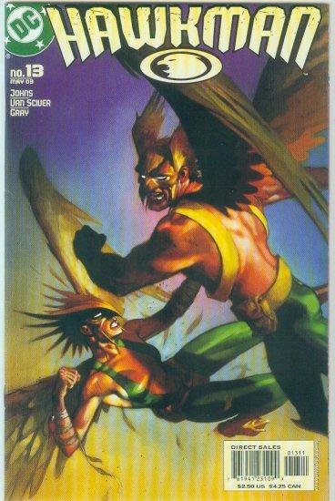 Hawkman #13 (2003)