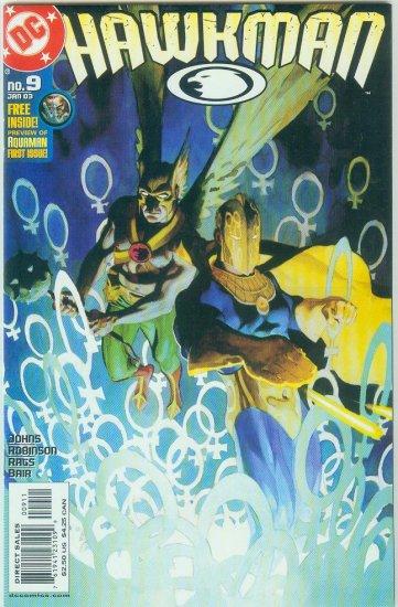 Hawkman #9 (2003)