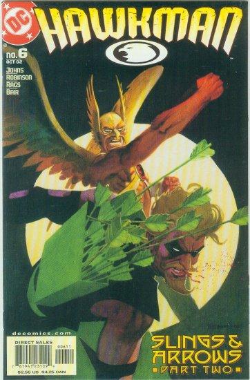 Hawkman #6 (2002)