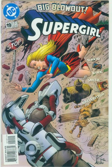 DC COMICS SUPERGIRL #19 (1998)