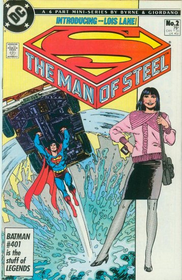 Man Of Steel #2 of 6 (1986)