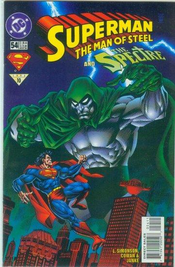 Man Of Steel #54 (1996)
