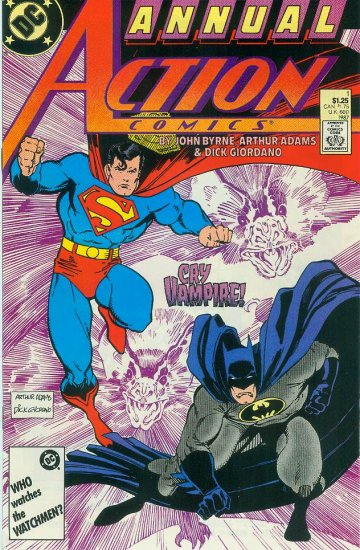 Action Comics Annual #1 (1997)