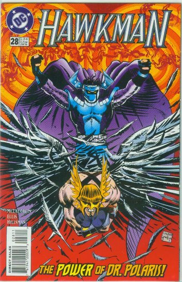 Hawkman #28 (1996)