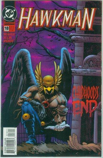 Hawkman #18 (1995)
