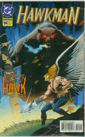 Hawkman #14 (1994)