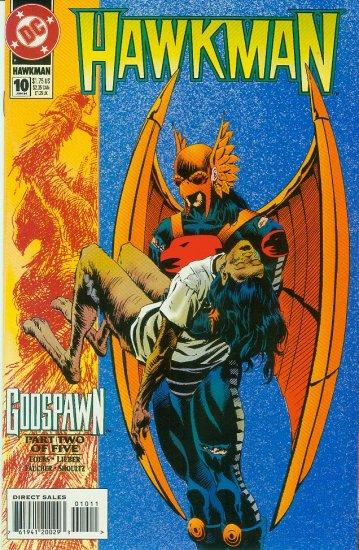 Hawkman #10 (1994)