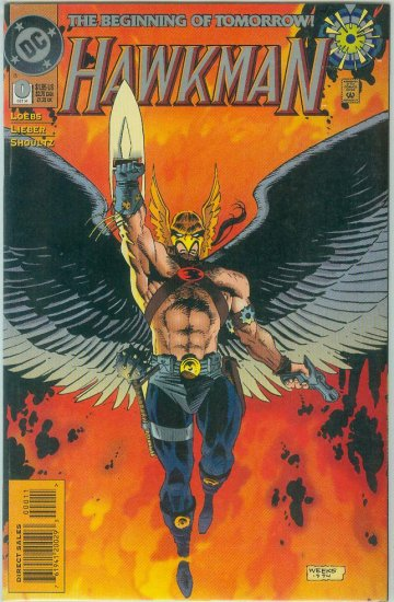 Hawkman #0 (1994)