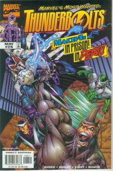 THUNDERBOLTS #26 (1999)