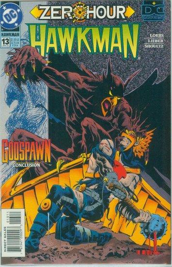 Hawkman #13 (1994)