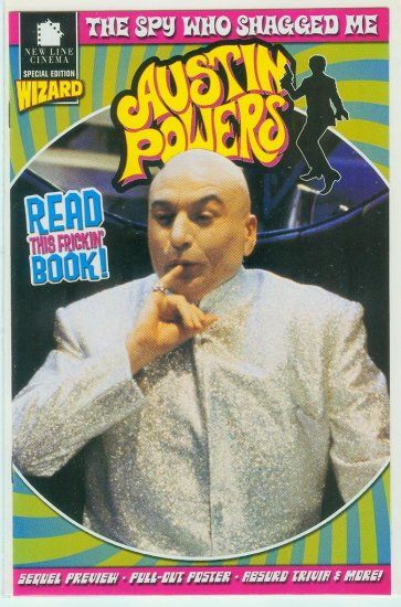 Austin Powers/Wizard Special Edition (1999)
