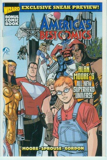 Americas Best Comics. Alan Moore Story (1999)