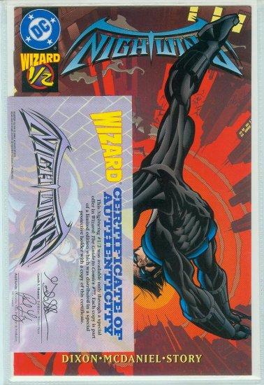 Nightwing #1/2 Wizard/DC (1997)
