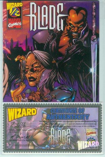 Blade #1/2 Wizard/Marvel (1999)