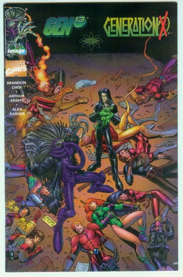 Gen 13/Generation X (1997) American Entertainment Exclusive
