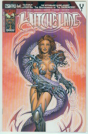 Witchblade #57 (2002)