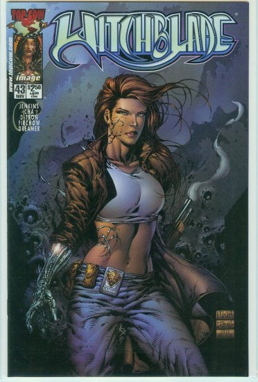 Witchblade #43 (2000)