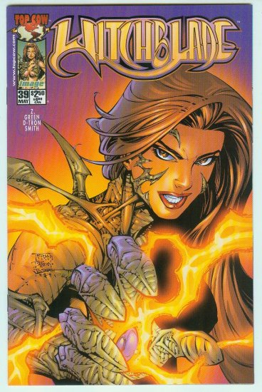 Witchblade #39 (2000)