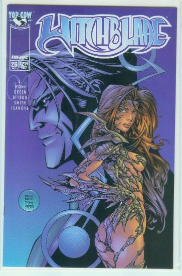 Witchblade #26 (1998)
