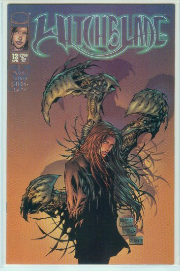 Witchblade #13 (1997)