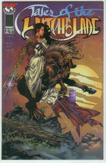 Tales Of The Witchblade #2 (1997)