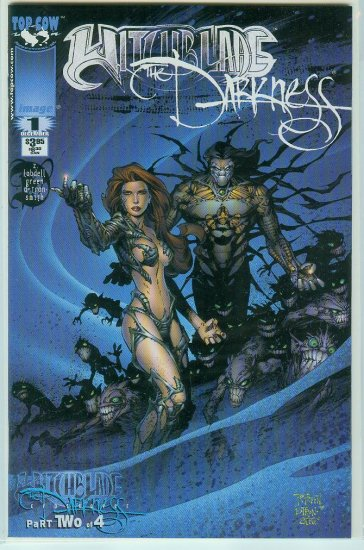 Witchblade/Darkness Special #1 (1999)