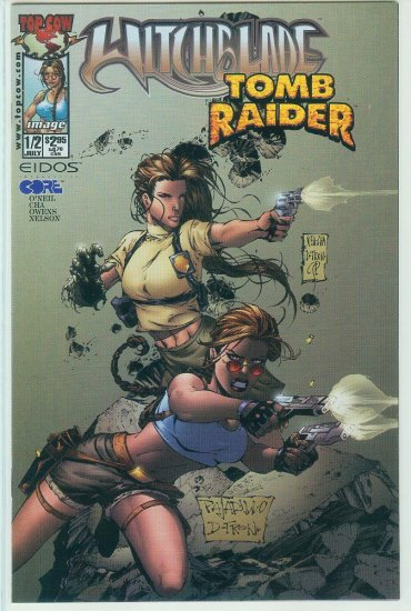 Witchblade/Tomb Raider #1/2 (2000)