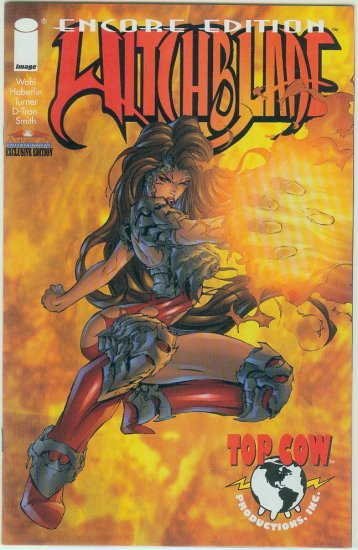 Witchblade #2 Encore Edition 1997