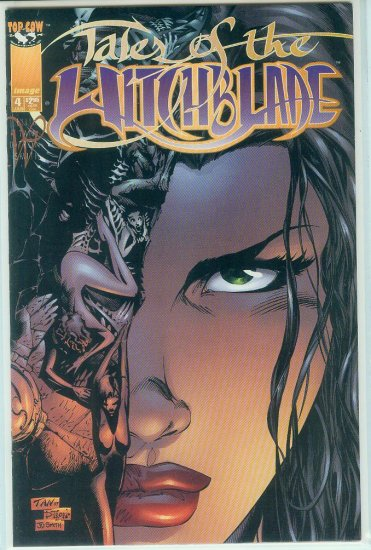 Tales Of The Witchblade #4 (1998)
