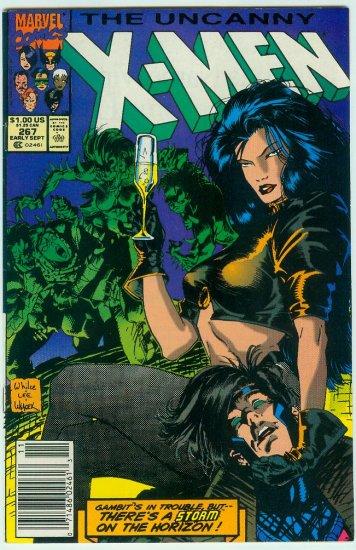 UNCANNY X-MEN #267 (1990)