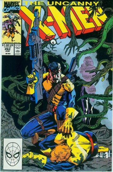 UNCANNY X-MEN #262 (1990)