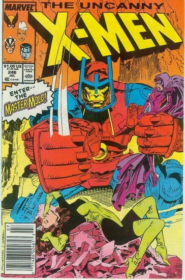 UNCANNY X-MEN #246 (1989)