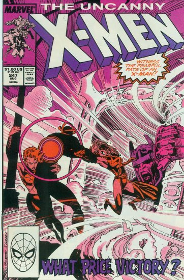 UNCANNY X-MEN #247 (1989)