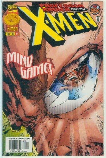 Professor Xavier And The X-Men #14 (1996)
