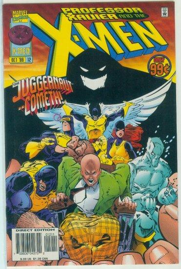 Professor Xavier And The X-Men #12 (1996)