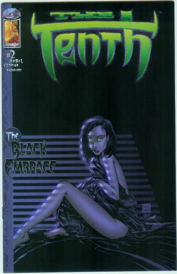THE TENTH #2 OF 4 (1999) BLACK EMBRACE
