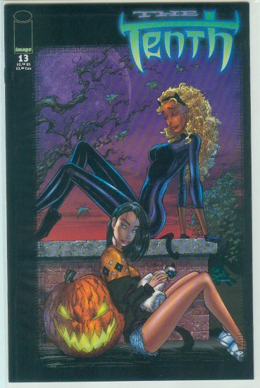 THE TENTH #13 (1998)