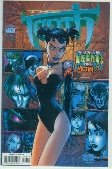 THE TENTH #8 (1998)
