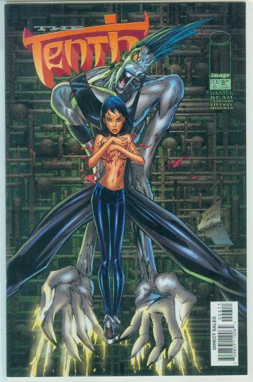 THE TENTH #6 (1998)