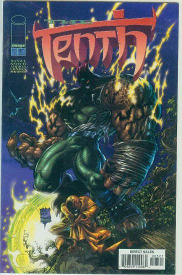 THE TENTH #3 (1997)