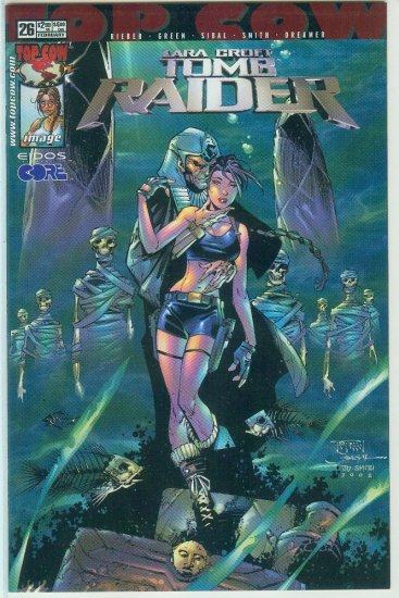 Tomb Raider #26 (2003)